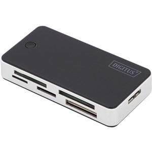 Image of   DA-70330-1 kortlæser Sort, Hvid USB 3.2 Gen 1 (3.1 Gen 1)