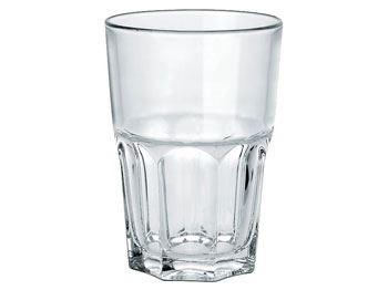 Image of   Cafeglas London 35cl klar gla