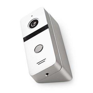 Image of   Dørvideokamera | 110° vinkel | IR-nattesyn | IP66 | Metal