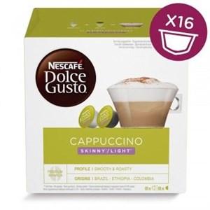 Billede af Kaffekapsler Nescafé Dolce Gusto 87377 Cappuccino Light (16 uds)