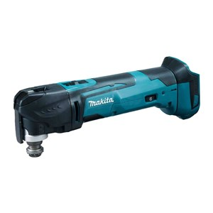 Image of   DTM51Z oscillating multi-tool 20000 RPM Black, Turquoise