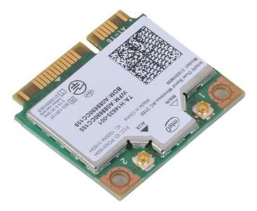 Image of   Dual Band Wireless-AC 3160 802.11ac, WiFi+Bluetooth adapter