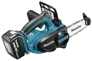 Image of   DUC122RTE chainsaw Black,Blue