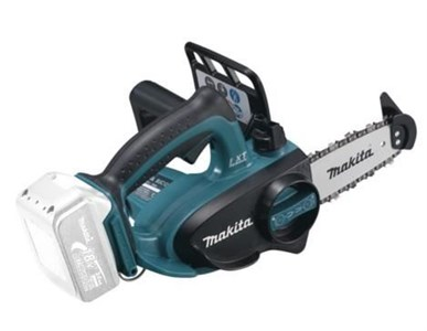 Image of   DUC122Z chainsaw Black,Blue