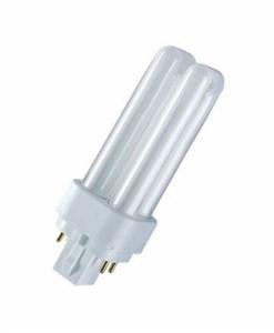 Image of   Dulux neonlampe 10 W G24q-1 Varm hvid A