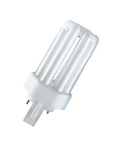 Image of   Dulux neonlampe 18 W GX24d-2 Kold hvid B