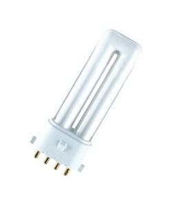 Image of   DULUX neonlampe 7 W Varm hvid A