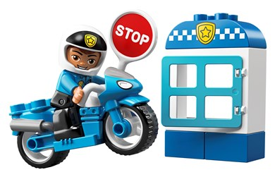 DUPLO - Police Bike (10900)