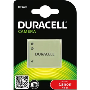 DR9720 batteri til kamera/videokamera Lithium-Ion (Li-Ion) 1000 mAh