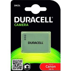 DRC5L batteri til kamera/videokamera Lithium-Ion (Li-Ion) 820 mAh