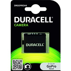 DRGOPROH4 batteri til kamera/videokamera Lithium-Ion (Li-Ion) 1160 mAh