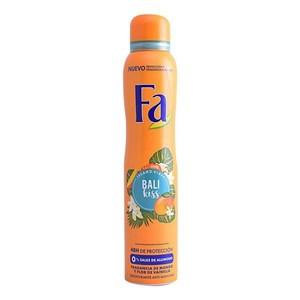 Billede af Spray Deodorant Bali Kiss Fa (200 ml)