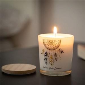 Billede af Mandala Aromatisk Drømmefanger Lys