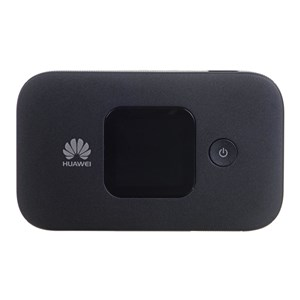 Image of   E5577C wireless router Dual-band (2.4 GHz / 5 GHz) 3G 4G Black
