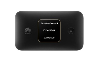 Image of   E5785Lh-22c wireless router 3G 4G Black