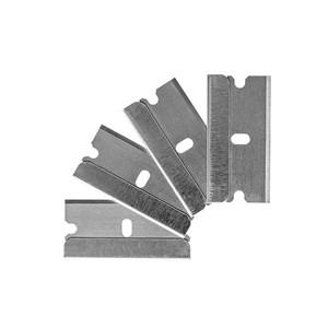 Image of   E6HUB102 skrabeblad Rustfrit stål