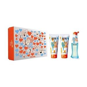 Parfume sæt til kvinder Cheap And Chic Love Love Moschino (3 pcs)