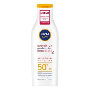 Anti Allergi Solbeskyttelse Sensitive Nivea (200 ml)