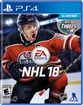 Electronic Arts NHL 18 videospil PlayStation 4 Basis