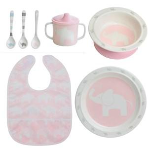Image of   Elefant Ätpaket Rosa