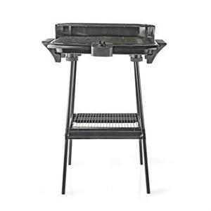 Image of   Elektrisk grill | Firkantet | 46 x 28 cm | 2000 W