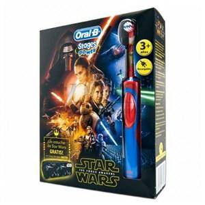 Billede af Elektrisk tandbørste Star Wars Oral-B Stages Power Vitality Blå Rød