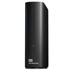 Image of   Elements ekstern harddisk 8000 GB Sort