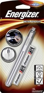 Image of   Energizer Metal Penlight LED