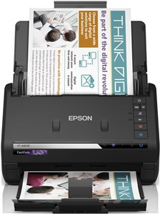 Epson Epson FastFoto FF-680W wireless high-speed scanner