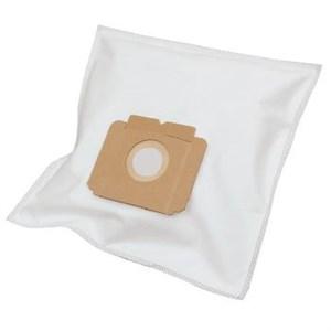 Image of   Erstatningsdele til Electrolux E51 og AEG GR 5. En pakke indeholder fire øvposer og et mikrofilter.