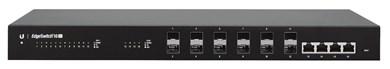 Image of   ES-16-XG Administreret 10G Ethernet (100/1000/10000) Sort 1U