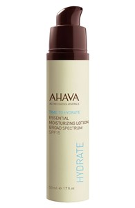 AHAVA - Essential Moisturizing Lotion SPF-15 50 ml