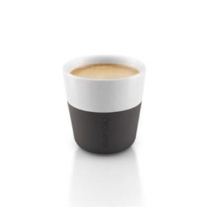Image of   501001 kop Sort Kaffe 2 stk