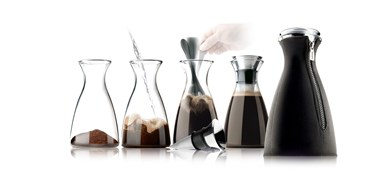 Image of   CafeSolo 1,0 l. black neopren