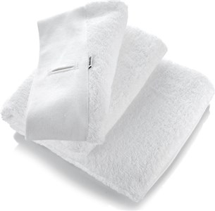 Image of   Spa Håndklæde white 50x100 cm