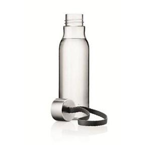 Image of   502990 drikkedunk 0,5 ml Dagligt forbrug, Vandring Grå, Gennemsigtig Plast, Rustfrit stål