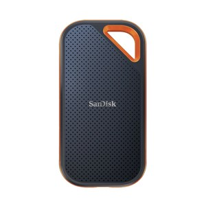 SanDisk Extreme PRO Portable V2 2000 GB Sort