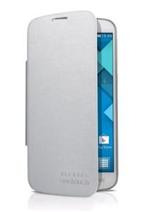Image of F-GCGB33A0SB1C1-A1 mobiltelefon etui Flipetui Sølv