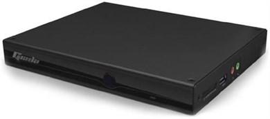 Giada F110D-BD000,  Blæserfri Barebone, Celeron J1900 2GHz, Intel HD