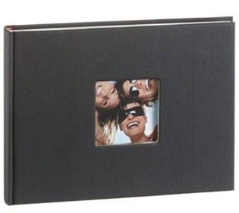 Image of   FA-207-B fotoalbum og arkbeskyttelse Sort 40 ark