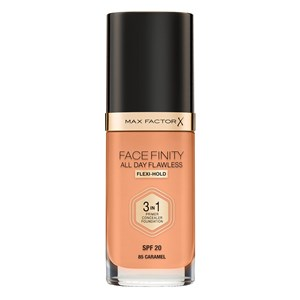 Image of   Flydende makeup foundation Face Finity 3 In 1 Max Factor 85 - Caramel