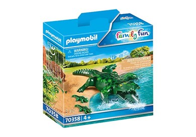 FamilyFun 70358 legetøjsfigursæt til børn