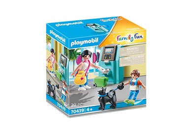 FamilyFun 70439 legetøjsfigursæt til børn