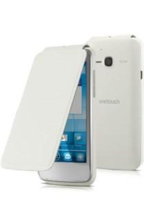 Image of FC5020 mobiltelefon etui Flipetui Hvid