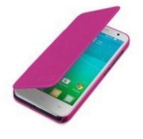 "Image of FC6016 mobiltelefon etui 11,4 cm (4.5"") Folie Pink"