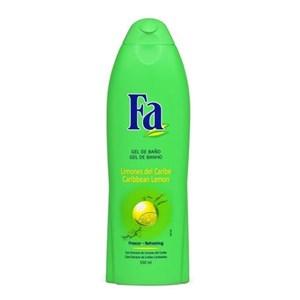Billede af Shower Gel Caribiske Citroner Fa (550 ml)