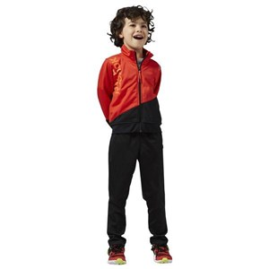 Image of   Children's Tracksuit Reebok B ES Tric TS Rød Sort M