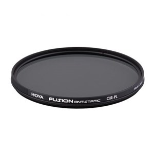 Image of   Filter Fusion Cirkulært Polfilter 62mm.