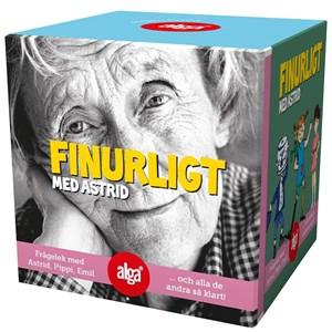 Image of Finurligt med Astrid Lindgren