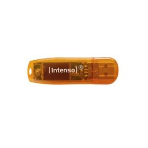 Image of   Flash-Drev USB 2.0 64 GB Gennemsigtig